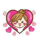 ゆるカジ女子♥5【らぶりーモード♥】(個別スタンプ:30)