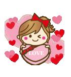 ゆるカジ女子♥5【らぶりーモード♥】(個別スタンプ:31)