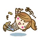 ゆるカジ女子♥5【らぶりーモード♥】(個別スタンプ:33)