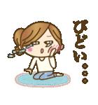 ゆるカジ女子♥5【らぶりーモード♥】(個別スタンプ:34)