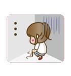 ゆるカジ女子♥5【らぶりーモード♥】(個別スタンプ:36)