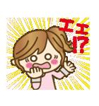 ゆるカジ女子♥5【らぶりーモード♥】(個別スタンプ:38)
