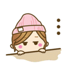 ゆるカジ女子♥5【らぶりーモード♥】(個別スタンプ:40)