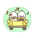 ヒナちゃん&ムクちゃん(個別スタンプ:15)