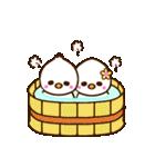 ヒナちゃん&ムクちゃん(個別スタンプ:27)