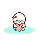 ヒナちゃん&ムクちゃん(個別スタンプ:29)