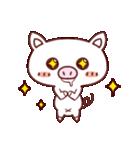 かわいい豚のぶた丸ちゃん(個別スタンプ:11)