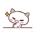 かわいい豚のぶた丸ちゃん(個別スタンプ:13)