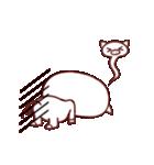 かわいい豚のぶた丸ちゃん(個別スタンプ:26)