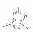 かわいい豚のぶた丸ちゃん(個別スタンプ:39)