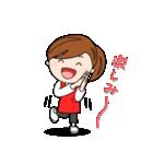 スポーツ応援ママ☆2(個別スタンプ:23)