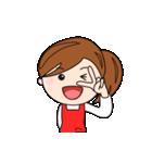 スポーツ応援ママ☆2(個別スタンプ:27)