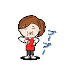 スポーツ応援ママ☆2(個別スタンプ:28)
