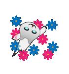 ねこだま(猫玉)(個別スタンプ:04)