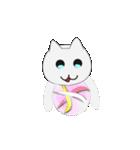 ねこだま(猫玉)(個別スタンプ:24)