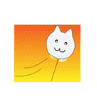 ねこだま(猫玉)(個別スタンプ:36)