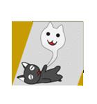 ねこだま(猫玉)(個別スタンプ:37)