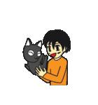 ねこだま(猫玉)(個別スタンプ:38)