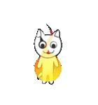 ねこだま(猫玉)(個別スタンプ:40)