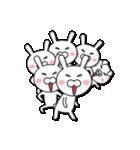 無限増殖中の月から来たウサギ with ブタ(個別スタンプ:24)
