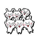 無限増殖中の月から来たウサギ with ブタ(個別スタンプ:25)