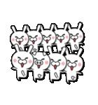無限増殖中の月から来たウサギ with ブタ(個別スタンプ:31)