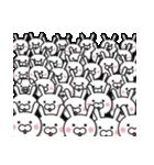 無限増殖中の月から来たウサギ with ブタ(個別スタンプ:35)