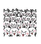 無限増殖中の月から来たウサギ with ブタ(個別スタンプ:36)