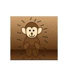猿と申します(個別スタンプ:1)