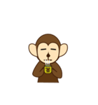 猿と申します(個別スタンプ:37)