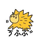 たわしネコ(個別スタンプ:39)