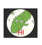 微生物の世界へ(個別スタンプ:12)