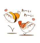 毒舌あざらし~お寿司まみれ~(個別スタンプ:12)