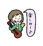 ウクレレさとちゃん(個別スタンプ:14)