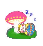 チョコくま☆マトリョーシカ【毎日コトバ】(個別スタンプ:6)