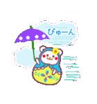 チョコくま☆マトリョーシカ【毎日コトバ】(個別スタンプ:8)