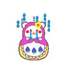 チョコくま☆マトリョーシカ【毎日コトバ】(個別スタンプ:34)