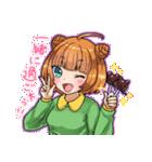 萌えスタ! バレンタイン編(個別スタンプ:11)