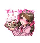 萌えスタ! バレンタイン編(個別スタンプ:21)
