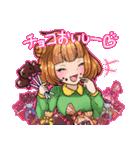 萌えスタ! バレンタイン編(個別スタンプ:36)