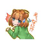 萌えスタ! バレンタイン編(個別スタンプ:37)