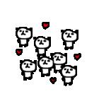 いっぱーーいのパンダ♪ many panda(個別スタンプ:05)