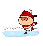 冬パンツ♪踊れパンパカパンツ(個別スタンプ:06)