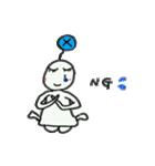 幸運の花こさん(個別スタンプ:05)