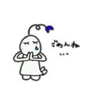幸運の花こさん(個別スタンプ:07)