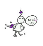 幸運の花こさん(個別スタンプ:18)