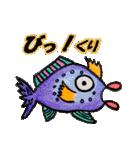 カラフルお魚第2弾