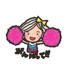 ボーダーガール@ゆるゆる敬語集(個別スタンプ:30)
