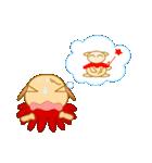 キャラメルランド ネズミ(赤)(個別スタンプ:39)