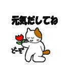 応援する猫 2016(個別スタンプ:29)
